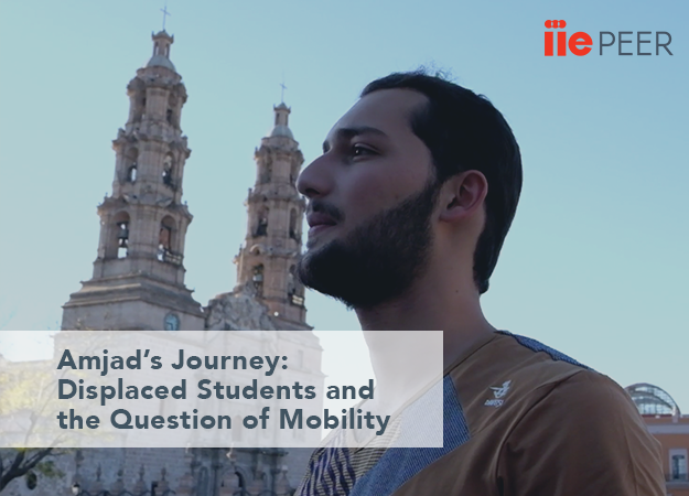 Amjad' Journey: Displaced Students and the question of mobility