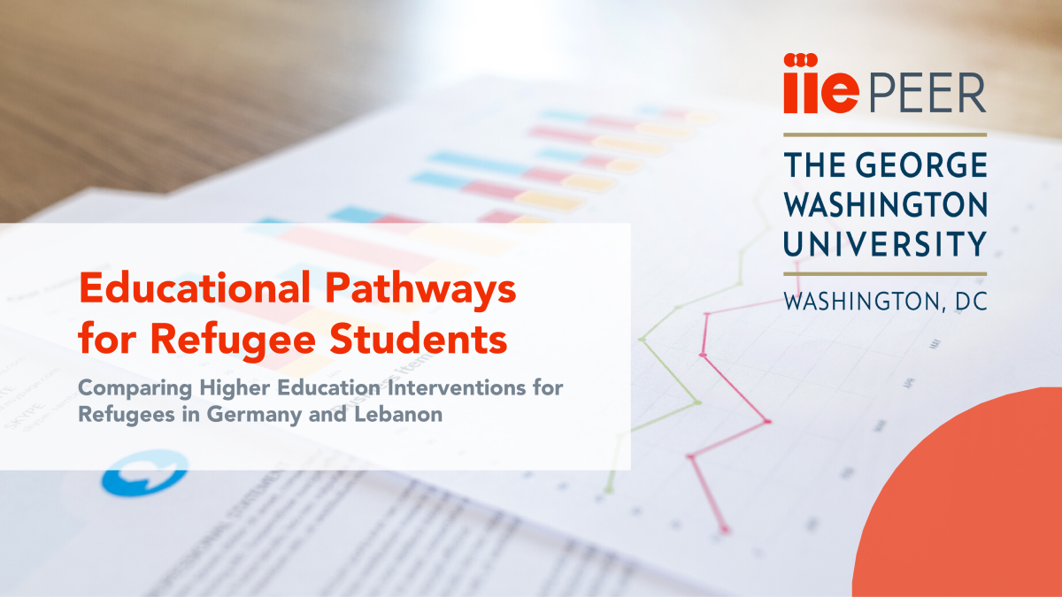 Educational Pathways for Refugee Students